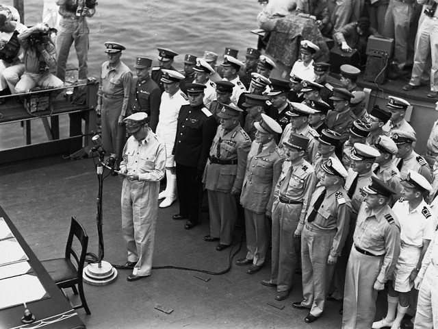the allied occupation of japan essay The allied occupation of japan began when japanese representatives, aboard the american battleship missouri, surrendered to the united states and its allies on september 2, 1945.