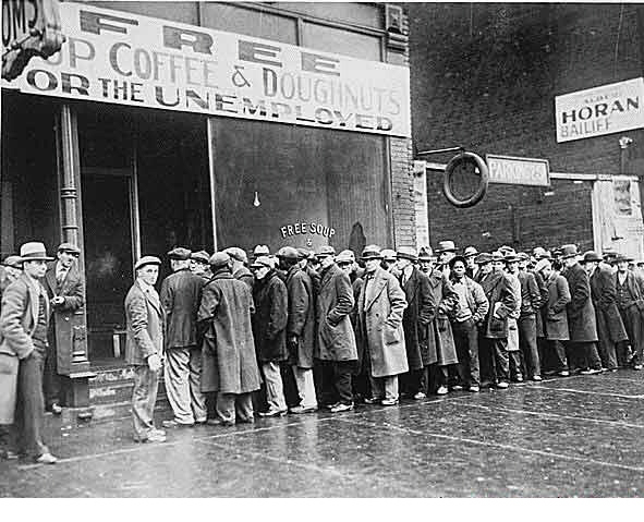 a description of the great depression as the worst economic decline ever in us history The great depression and the american people devastating period of economic decline in united states history symbol of the great depression ever.
