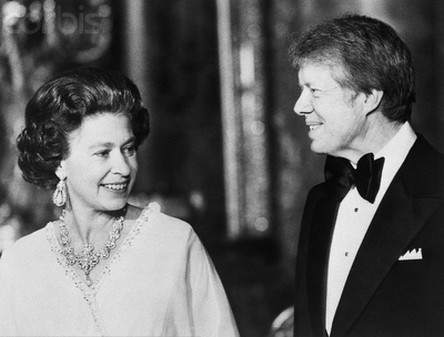Queen with Carter