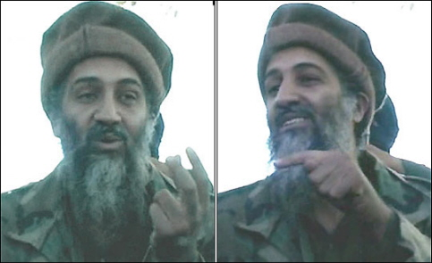 Bin Laden Laughing