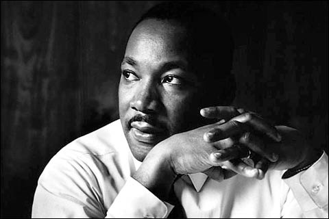 Martin Luther King Jr. Contemplative