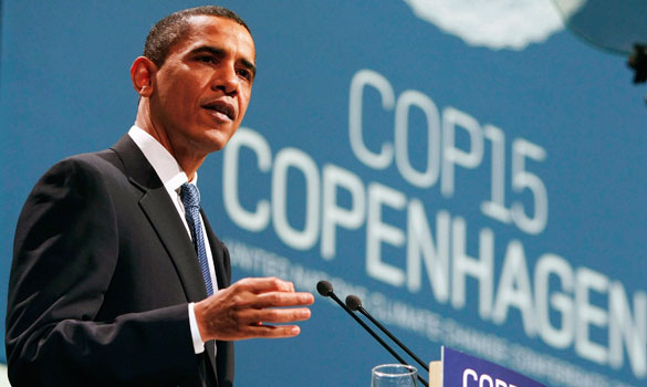 Obama at Copenhagen Summit