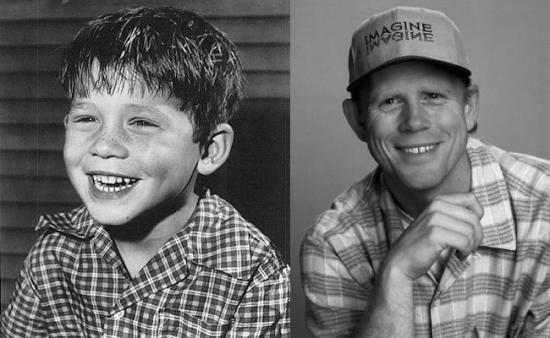 Ron Howard - Photo Set