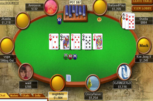 Poker for us players mac