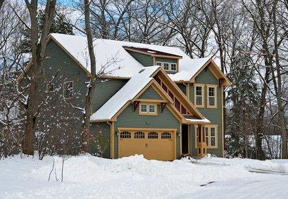 the Draft: Protect Your Home from Winter Weather | Write On New Jersey