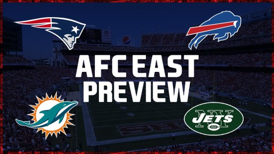 2017 AFC East Preview