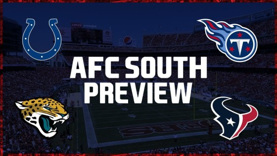 2017 AFC South Preview
