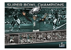 Philadelphia Eagles Super Bowl 52 Champs