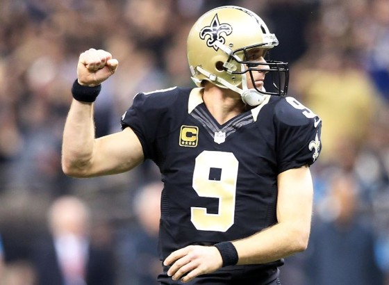 New Orleans Saints Drew Brees